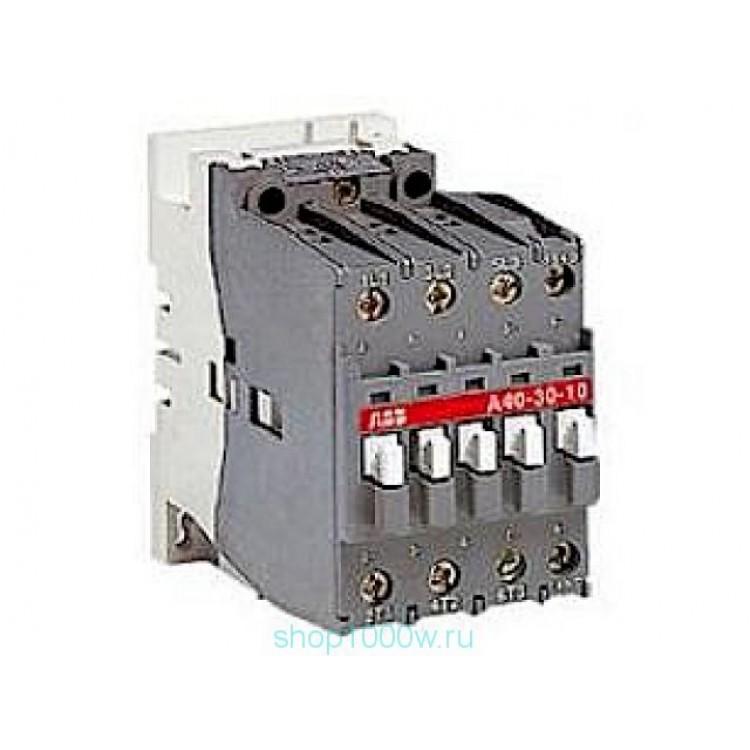 АВВ Контактор A 40-30-10