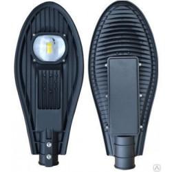 Прожектор светодиодный ДО-20Вт 4000К, 1600Лм, IP65, черн