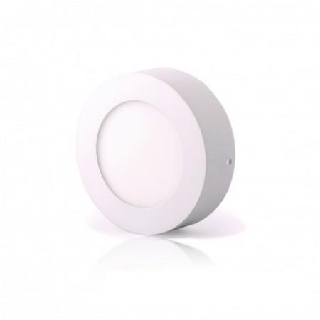 Светодиодный светильник LED-SR-120-6 6Вт 4200К круг накладной 120мм
