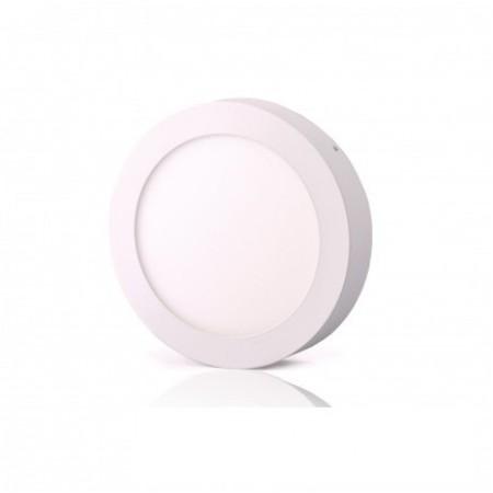 Светодиодный светильник LED-SR-170-12 12Вт 4200К круг накладной 170
