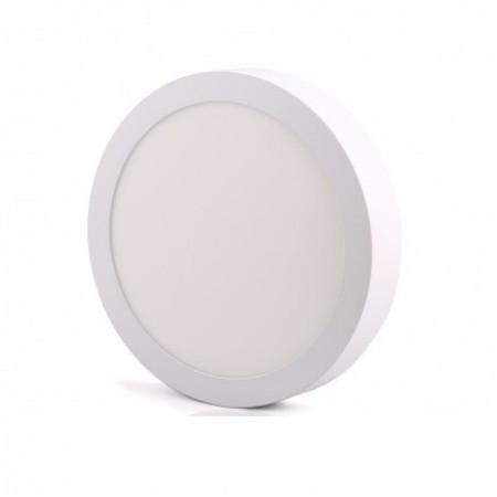 Светодиодный светильник LED-SR-225-18 18Вт 4200К круг накладной 225