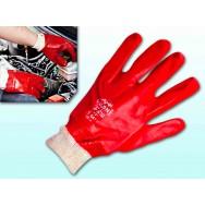 Перчатки  DOLONI №4518 с ПВХ покрытием,  размер 10