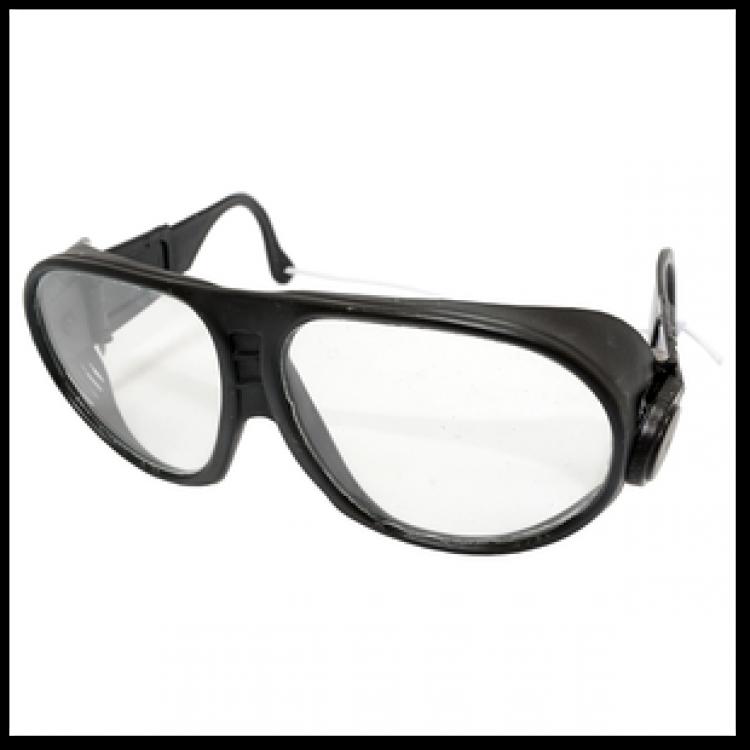 Очки токарные (черепаха, стекло)