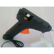 Пистолет клеевой 40Вт, (стерж.11,2мм) Intertool