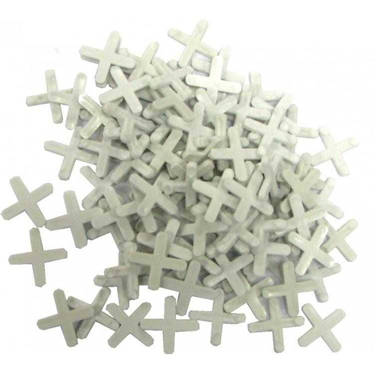 Крестики для укладки плитки, 1,5 мм (200шт)