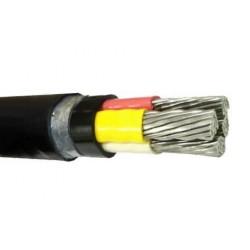 кабель АВБбШв 3х10+1х6