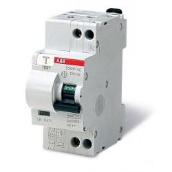 Дифавтомат 2-п АВВ DS951 C 10/0,03А