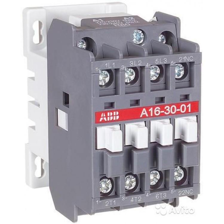 АВВ Контактор A 16-30-01
