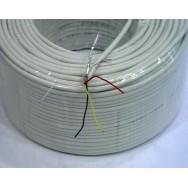 Сигнальный кабель ALARM 2х0,22 э