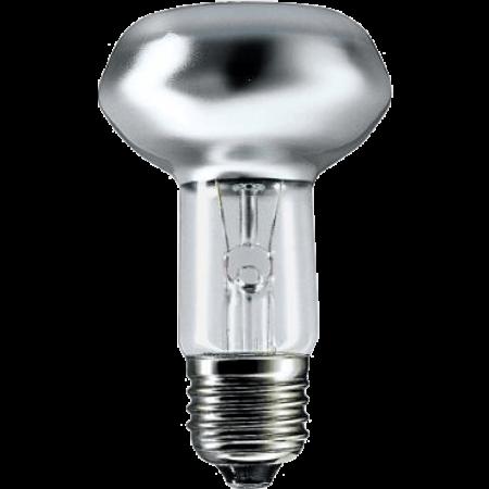 Лампа рефлекторная R63/60W E-27 Deluxe