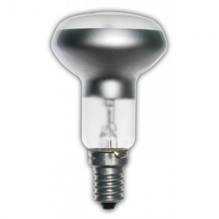 Лампа рефлекторная R50/40W E-14 Deluxe