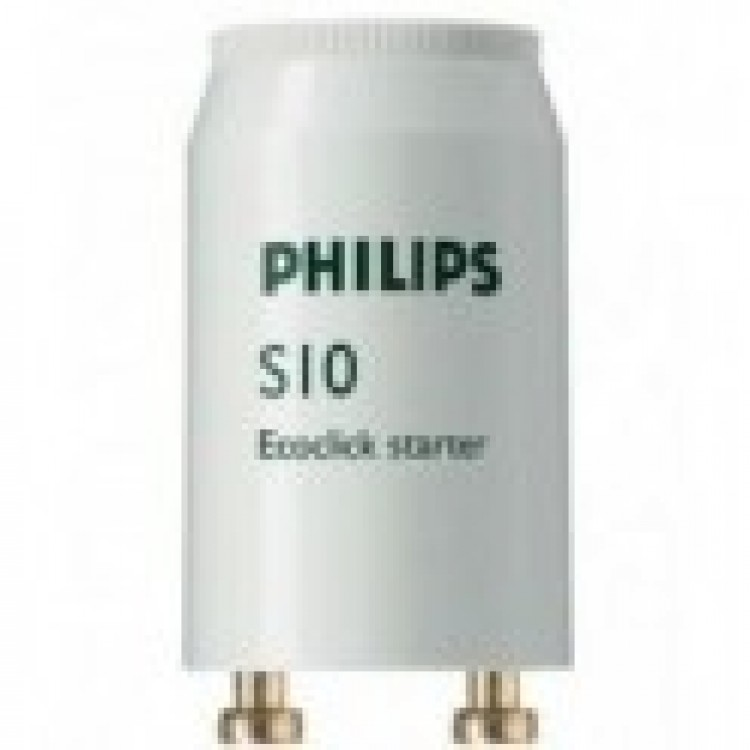 Стартер PHILIPS S10 220V 4-65W