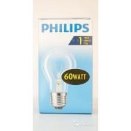 Лампа накаливания ЛОН 60 Вт PHILIPS