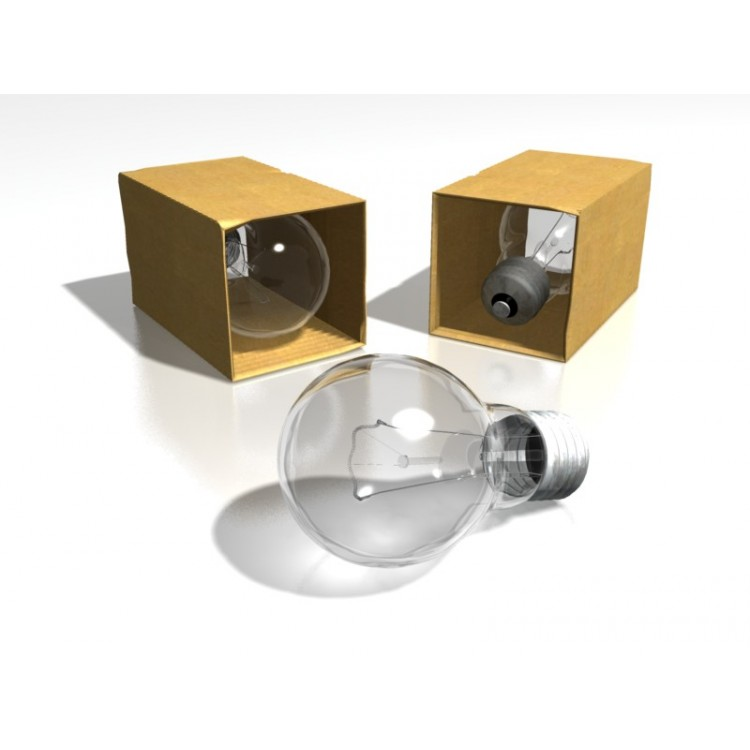 Лампа накаливания 40Вт.