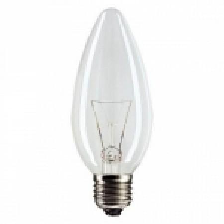 Лампа свеча Е27 40 Вт.