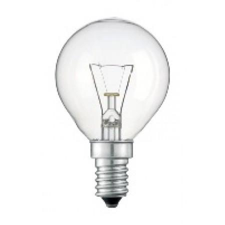 Лампа шар Е14 40 Вт.