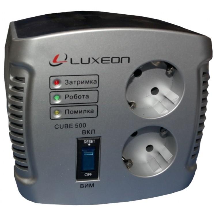 Стабилизатор Luxeon CUBE 500, 300Вт