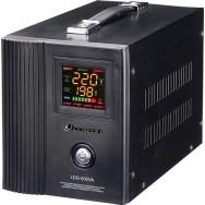 Стабилизатор Luxeon  LDS-500VA Servo, 400Вт, цифровой индикатор