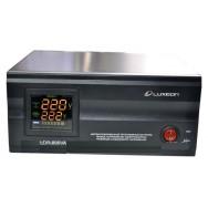 Стабилизатор Luxeon LDR-800VA, 640Вт, цифровой индикатор
