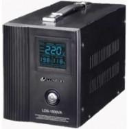 Стабилизатор Luxeon  LDS-1500VA Servo, 1200Вт цифровой индикатор