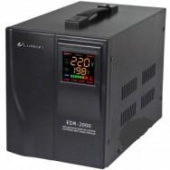 Стабилизатор Luxeon EDR-2000, 1400Вт, cимисторный тип, цифровой индикатор