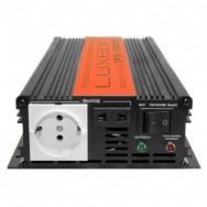 Инвертор напряжения Luxeon IPS-1000, 12V-220V