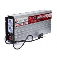 Инвертор напряжения Luxeon IPS-1500MC, 1000Вт, (10,5-14V)-220V, Функция зарада батареи