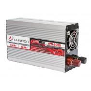 Инвертор напряжения Luxeon IPS-600S, 300Вт,12V-220V, Чистая синусоида