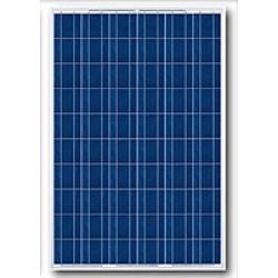Поликристалическая солнечная панель 12В 100Вт, 1129х676х35, 9кг