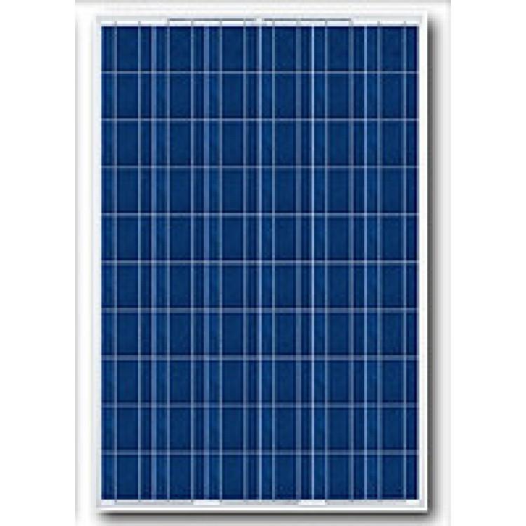 Поликристалическая солнечная панель 12В 150Вт, 1482х676х35, 12кг