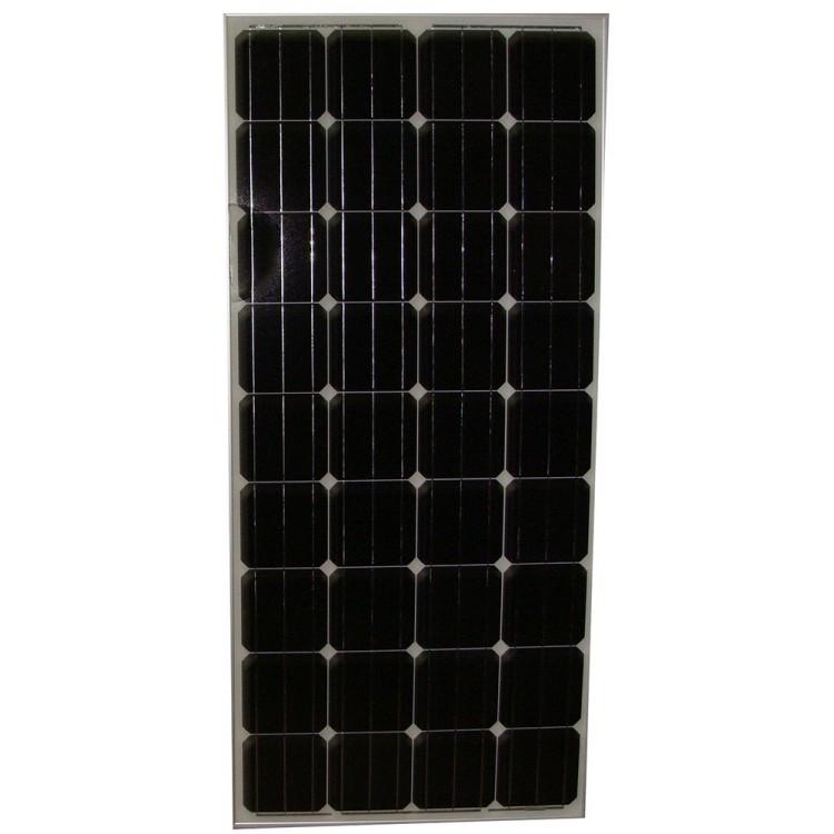 Солнечная панель монокристаллическая 12В 130Вт, 1482х676х35, 12кг