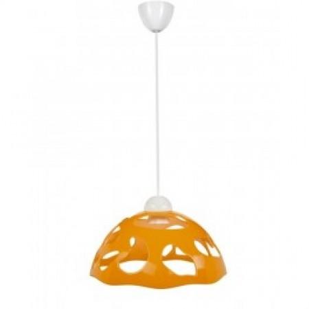 Светильник ERKA 1304, потолочный, 60W, оранжевый, Е27