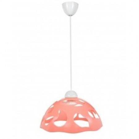 Светильник ERKA 1304, потолочный, 60W, розовый, Е27