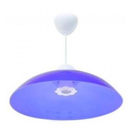 Светильник ERKA 1301 60W Е27 фиолетовый