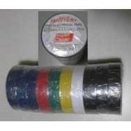 Изолента ПВХ 50м цветная