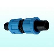 Муфта соединительная для капельной ленты 16 мм