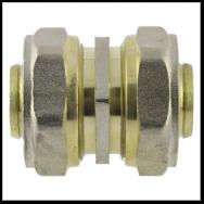 МУФТА 16 * 16 для металлопластиковых труб