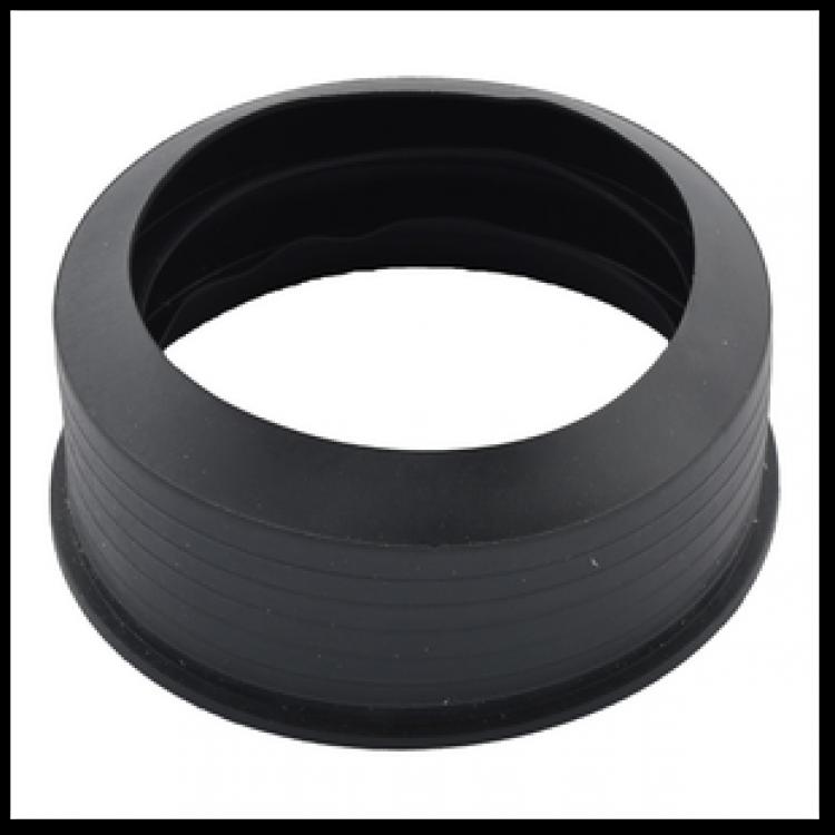 Резиновый переходник УД. д.110х124 (пластик-чугун)