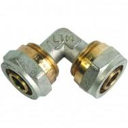 Фитинг угол для металлопластиковой трубы 16х16