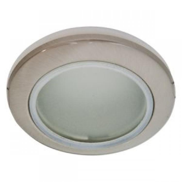 Светильник точечный Feron DL202 12V50w MR16 титан G5.3 IP44