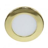Светильник светодиодный Feron AL500 6W золото