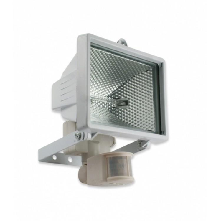 Прожектор MAGNUM LHF-500W S белый с датчиком