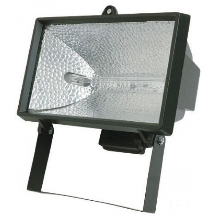 Прожектор MAGNUM LHF-1000W черный