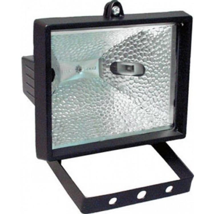 Прожектор MAGNUM LHF-500W черный
