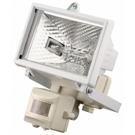 Прожектор MAGNUM LHF-150W S белый с датчиком