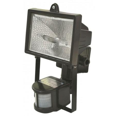 Прожектор MAGNUM LHF-150W S черный с датчиком