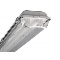 Cветильник промышленный светодиодный IP65 EVRO-LED-SH-40 4000К (2*1200мм) с LED лампами