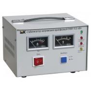 Стабилизатор напряжения IEK СНИ1- 0,5кВА