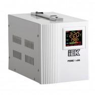 Стабилизатор напряжения IEK Prime 0,5кВА переносной