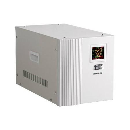 Стабилизатор напряжения IEK Prime 5кВА переносной